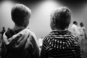 Techniques for improved memory - photo of 2 boys