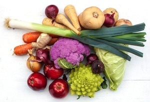 Best Brain Food for RO4 Exams - Photo of vegetables