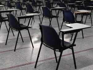 Biggest Mistakes – Umpteen re-sits - photo of exam room