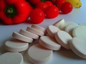 B12 Bummer - photo of vitamin tablets