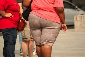 More news about good brain food. Photo of overweight people