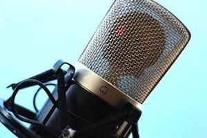 A Matter of Interpretation - Photo of microphone