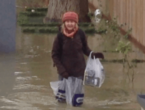 Emotional Flooding Photo of flooding