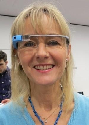 Google Glasses for X-Ray Vision? Photo of Google Glasses