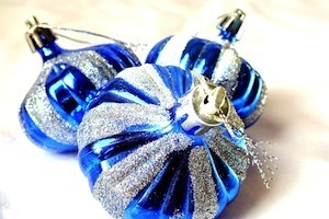 'Tis the season to be jolly! Photo of baubles