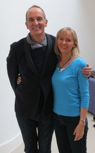 Lysette Offley & Kevin McCloud