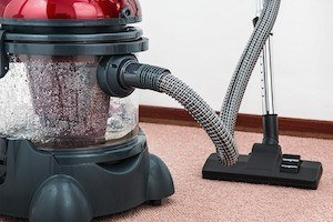 Thought for the day - vacuum cleaner