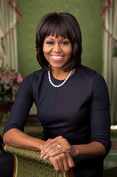Emotional Intelligence - photo of Michelle Obama