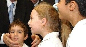 Hans Asperger - photo of children