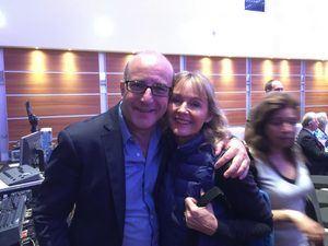Photo of Lysette Offley & Paul McKenna '15
