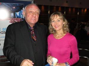photo of Lysette Offley & Richard Bandler