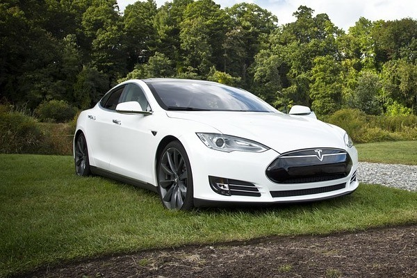 Don't you go changing. Tesla