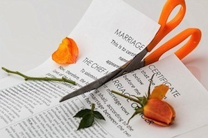 Two easy things to improve your revision - photo of divorce certificate