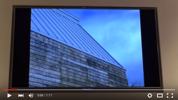 Video of River and Rowing Museum