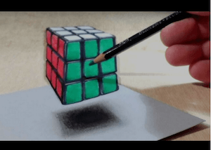 video of optical illusions