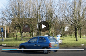 audio of Jeremy Vine's interview: slowest car chase