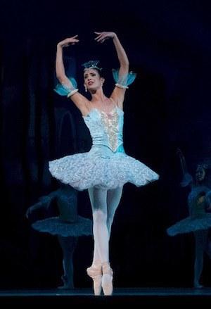 Heavens above! Photo of ballerina