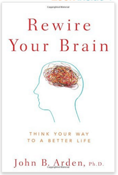 Who likes a good moan? Photo of book: Rewire your brain