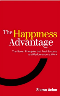 Positive psychology - Image of book: The Happiness Advantage