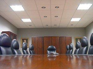 photo of boardroom