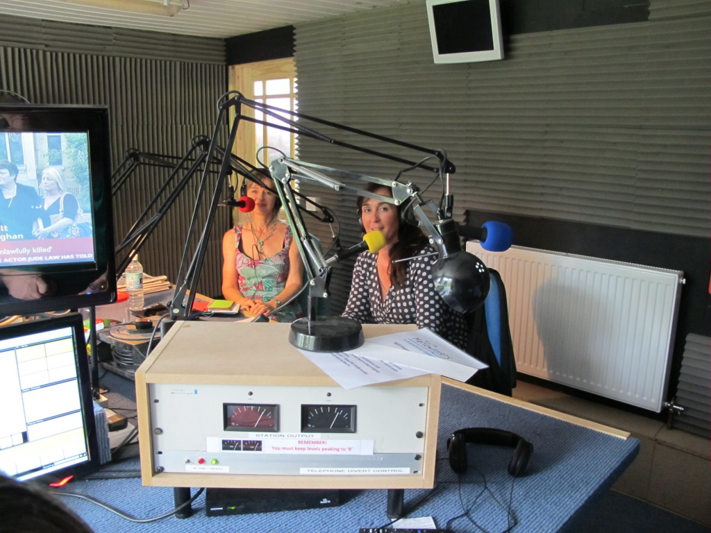 Lysette Offley & Genius Material on Marlow FM 30.05.11