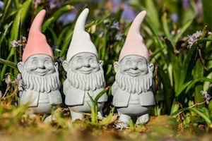 What have leprechauns and happiness got in common?