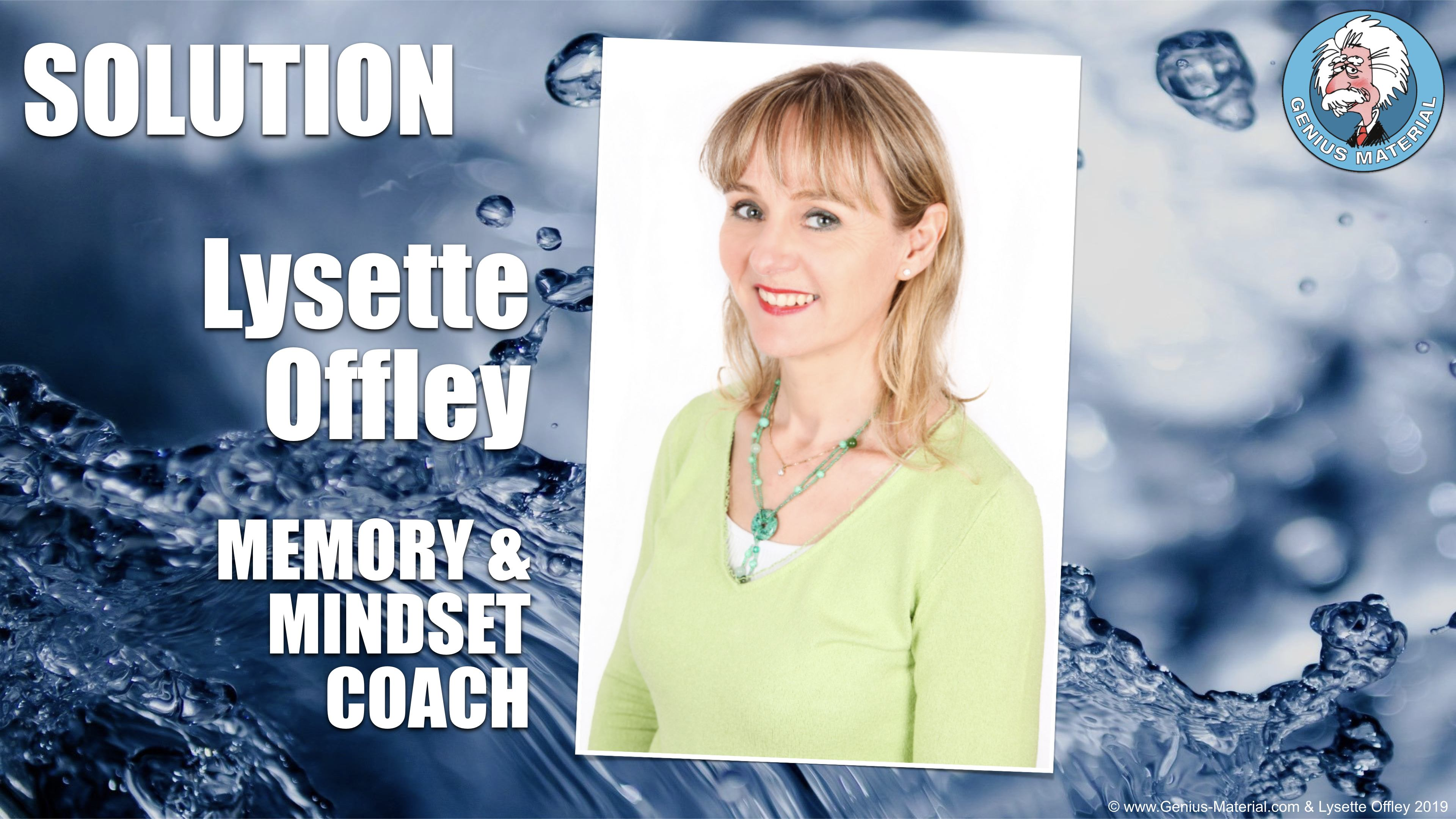 pass Diploma and Chartered Financial exams - Lysette Offley