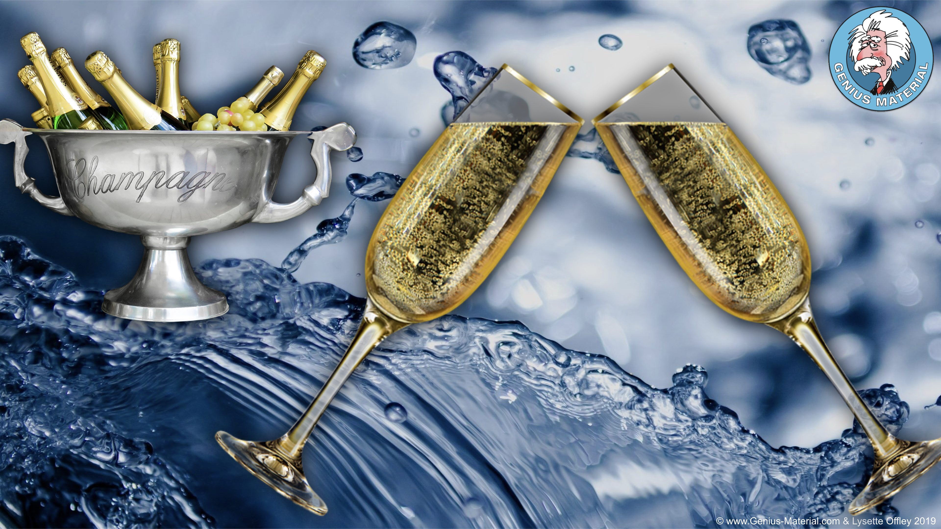 pass Diploma and Chartered Financial exams - champagne