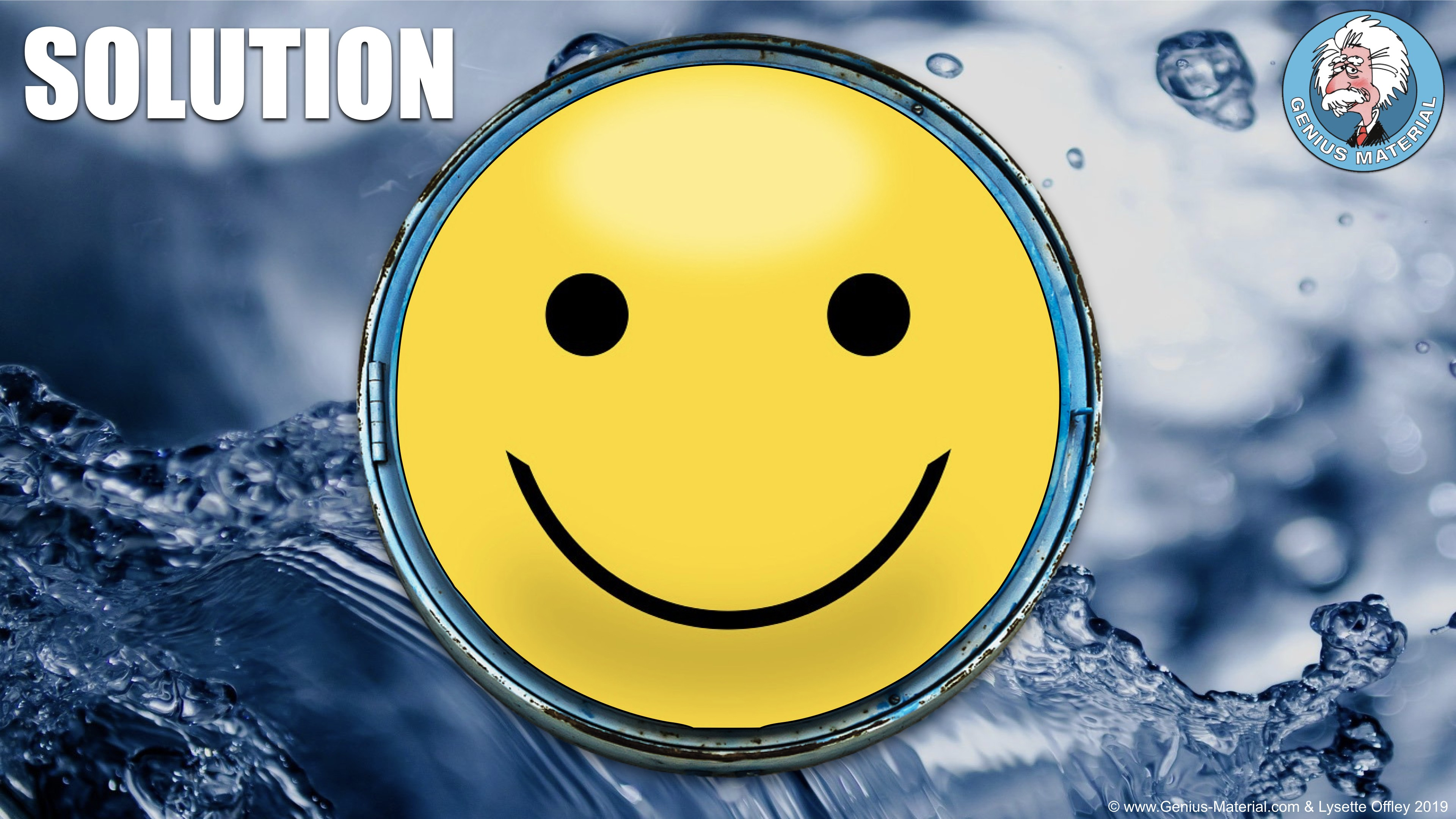 pass Diploma and Chartered Financial exams - smiley face