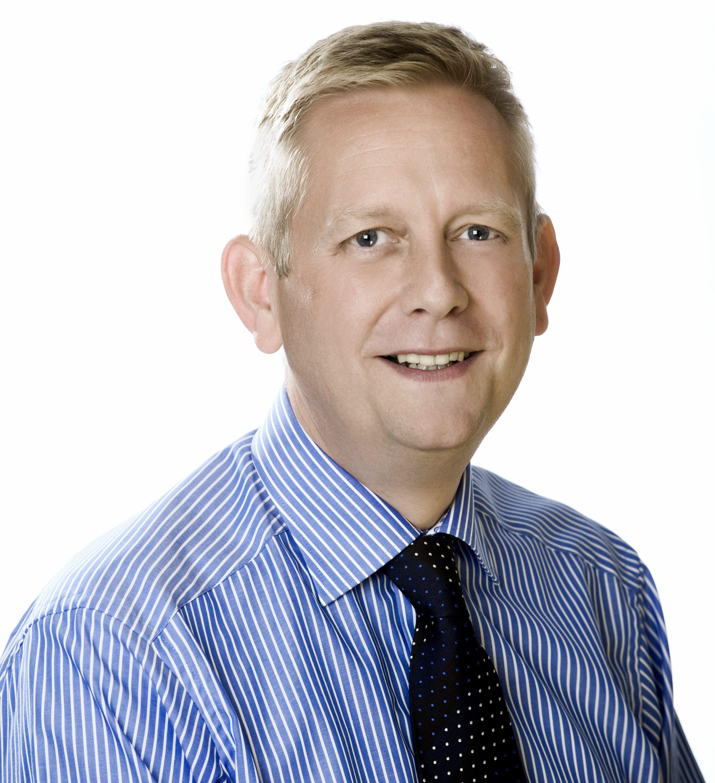 Geoff Catterall, Director, Stonewater Wealth Management Ltd, Preston