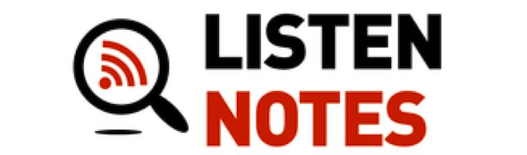 Listen Notes Podcasts logo