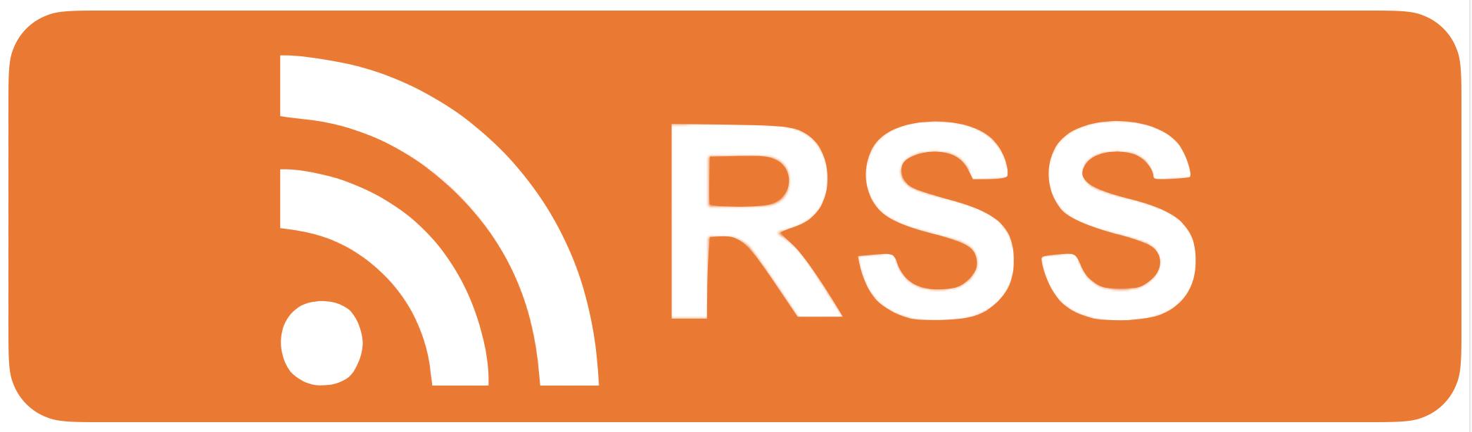 RSS Podcast logo